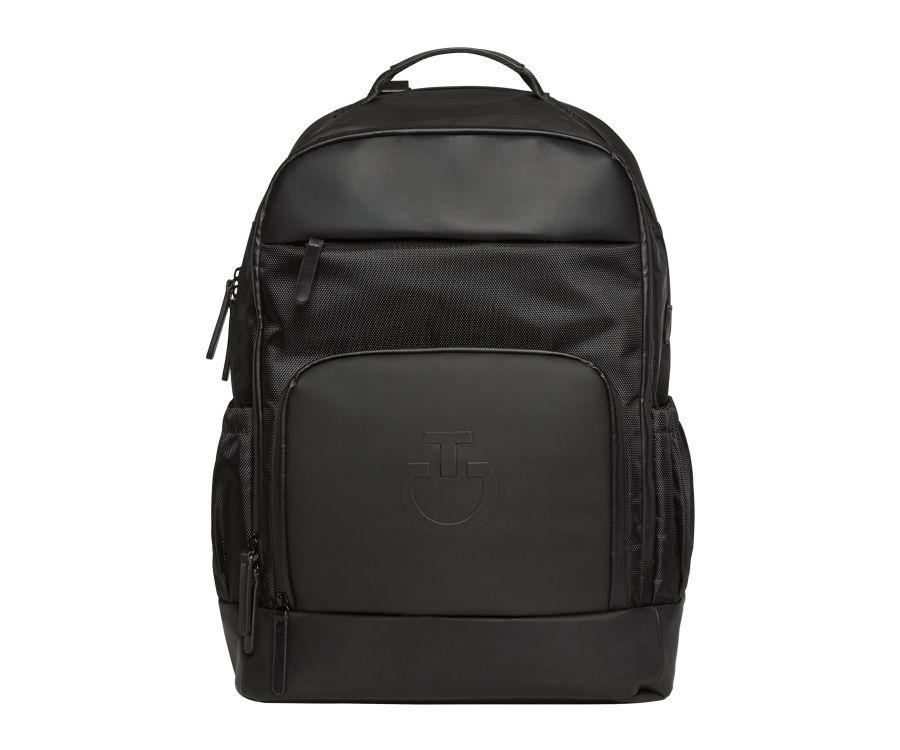 Equestrian backpack.