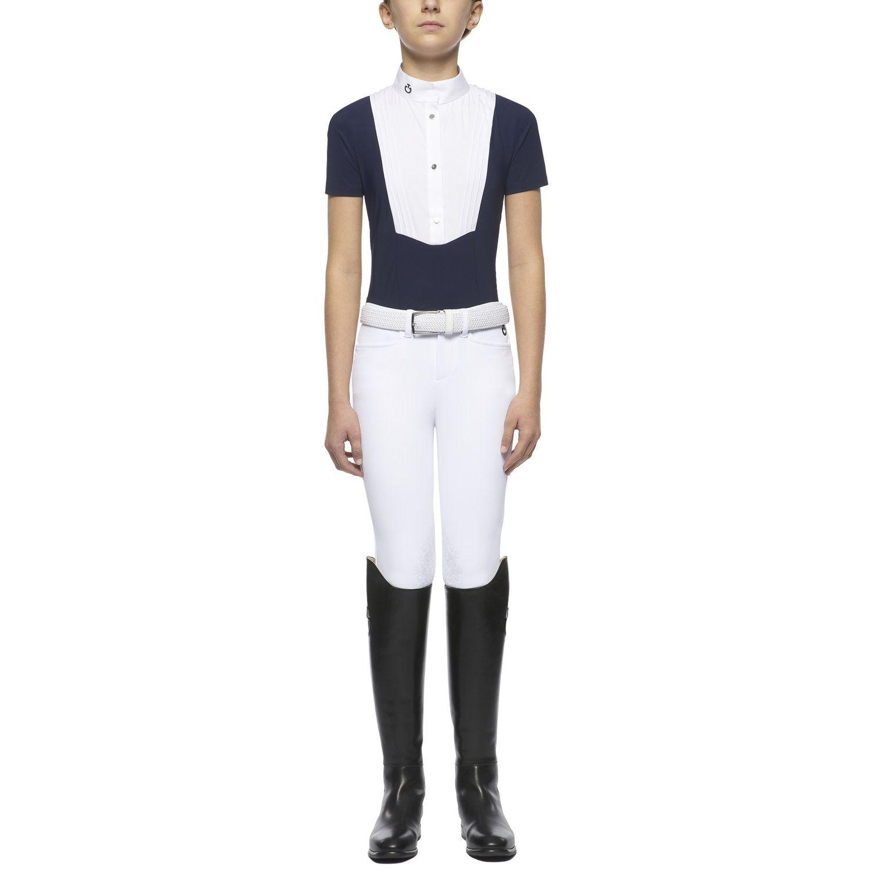 Girl's short-sleeved shirt