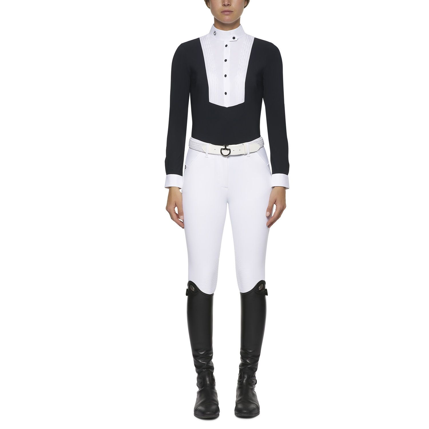 Women`s long-sleeved competition shirt
