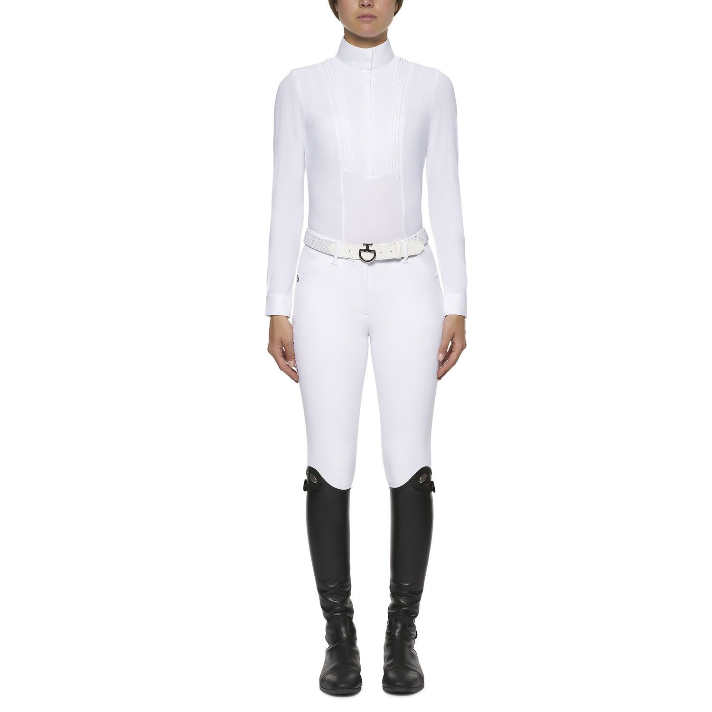 Camicia Hunter da donna a maniche lunghe