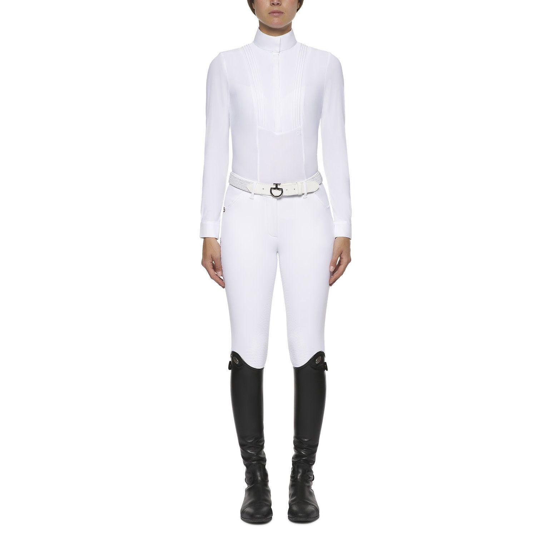 Women`s long-sleeved Hunter shirt