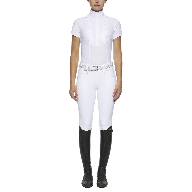 Women's short-sleeved Hunter shirt