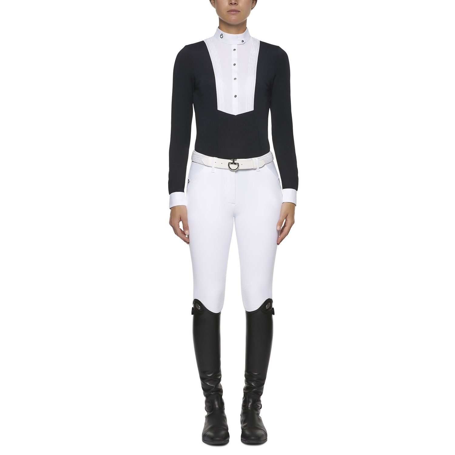 Women`s technical long-sleeved shirt