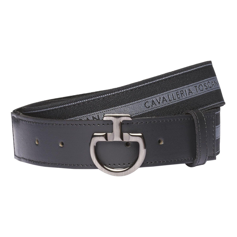 Cintura elastica in jacquard