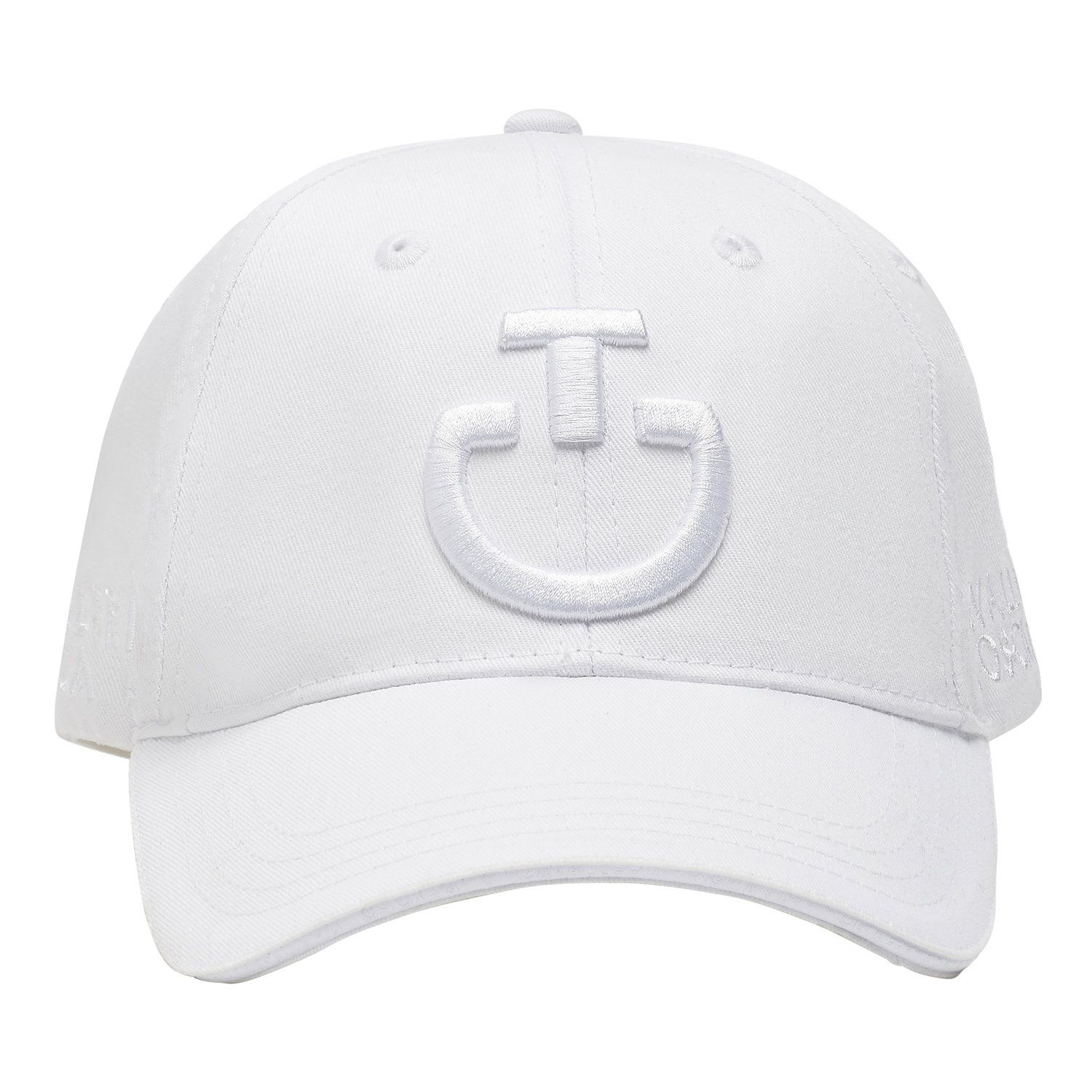 Logo cotton cap