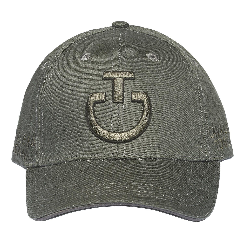 Logo cotton cap