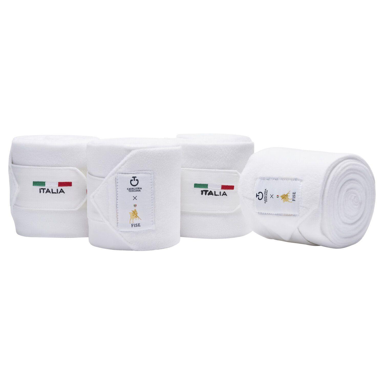FISE fleece horse bandages