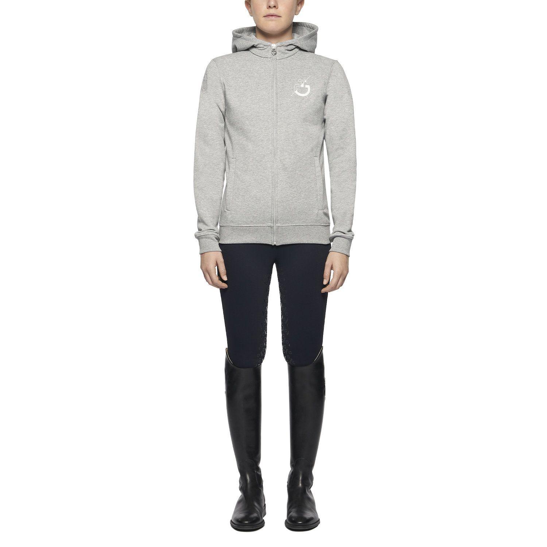 Girl's CT Team zip sweatshirt