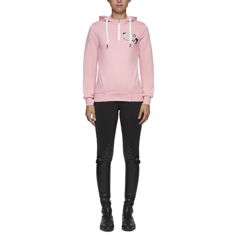 Girls Love Horses hooded sweatshirt