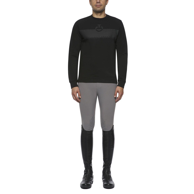 Men's cotton sweatshirt.