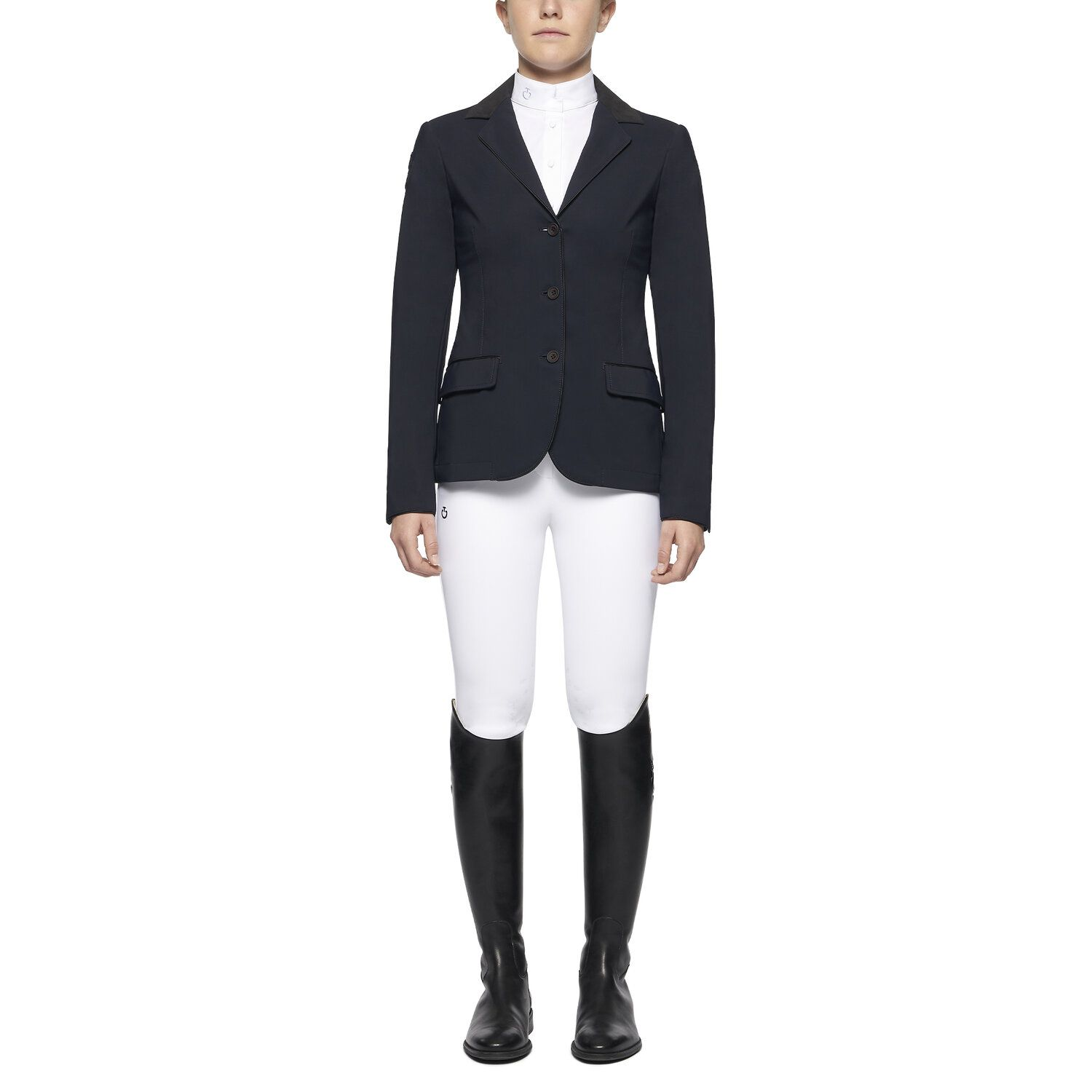Girl's competition riding jacket.