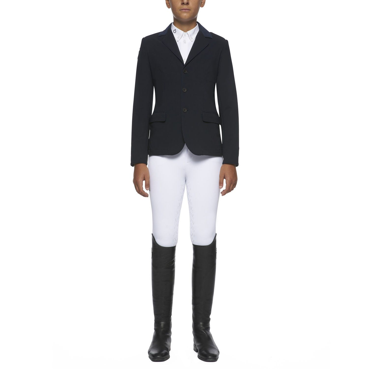 Boy`s competition riding jacket
