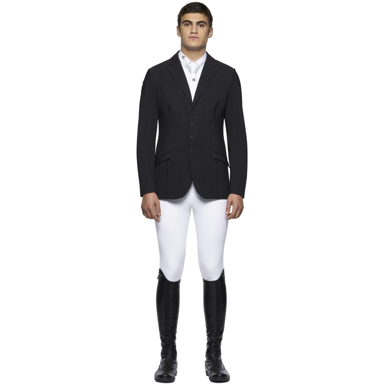 Men's lightweight zip riding jacket