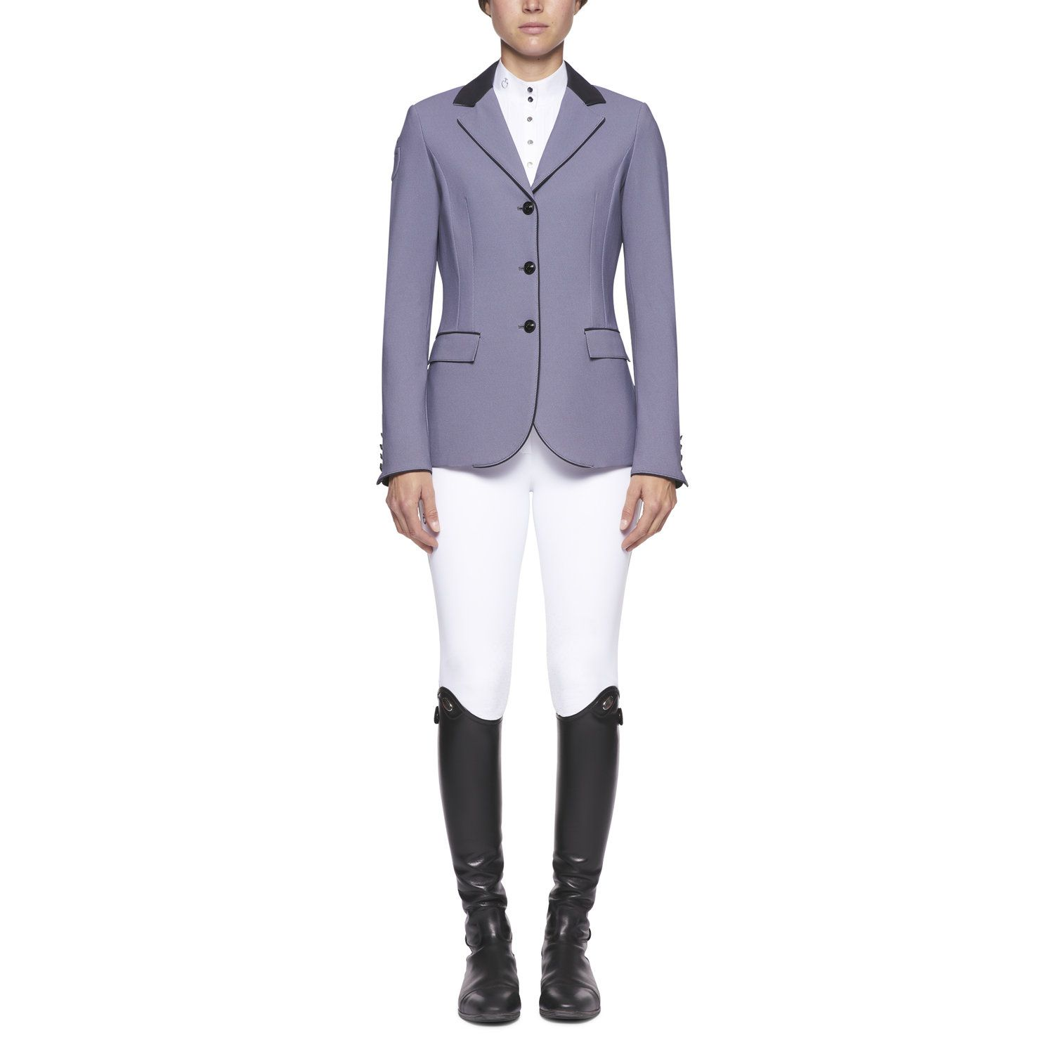 Women's competition riding jacket.
