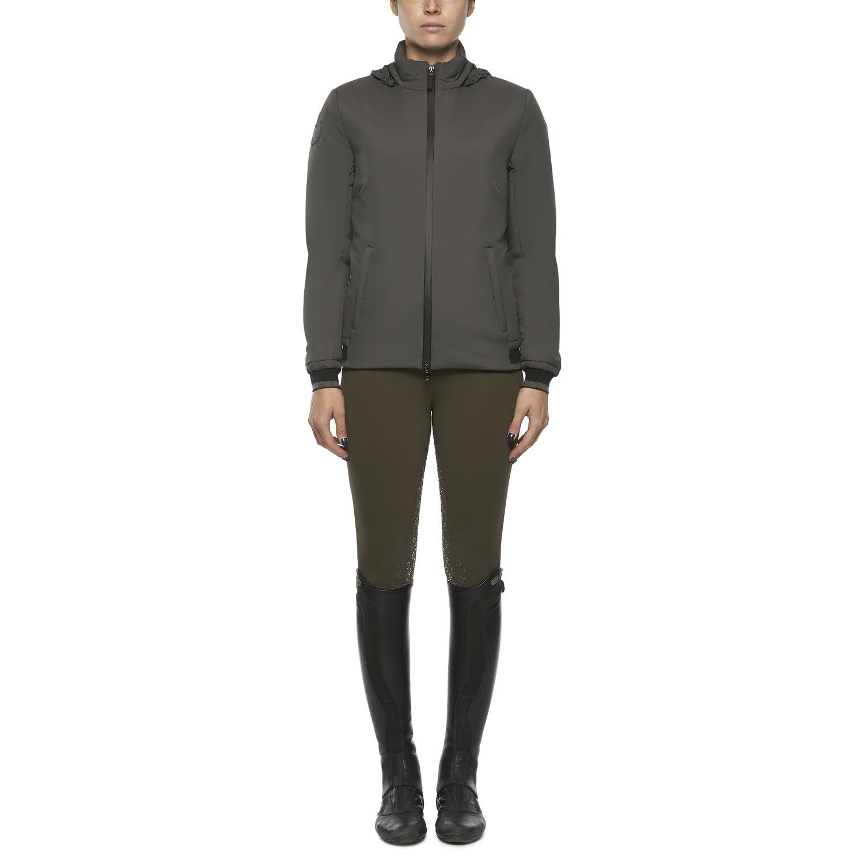 Women's stretch puffer jacket