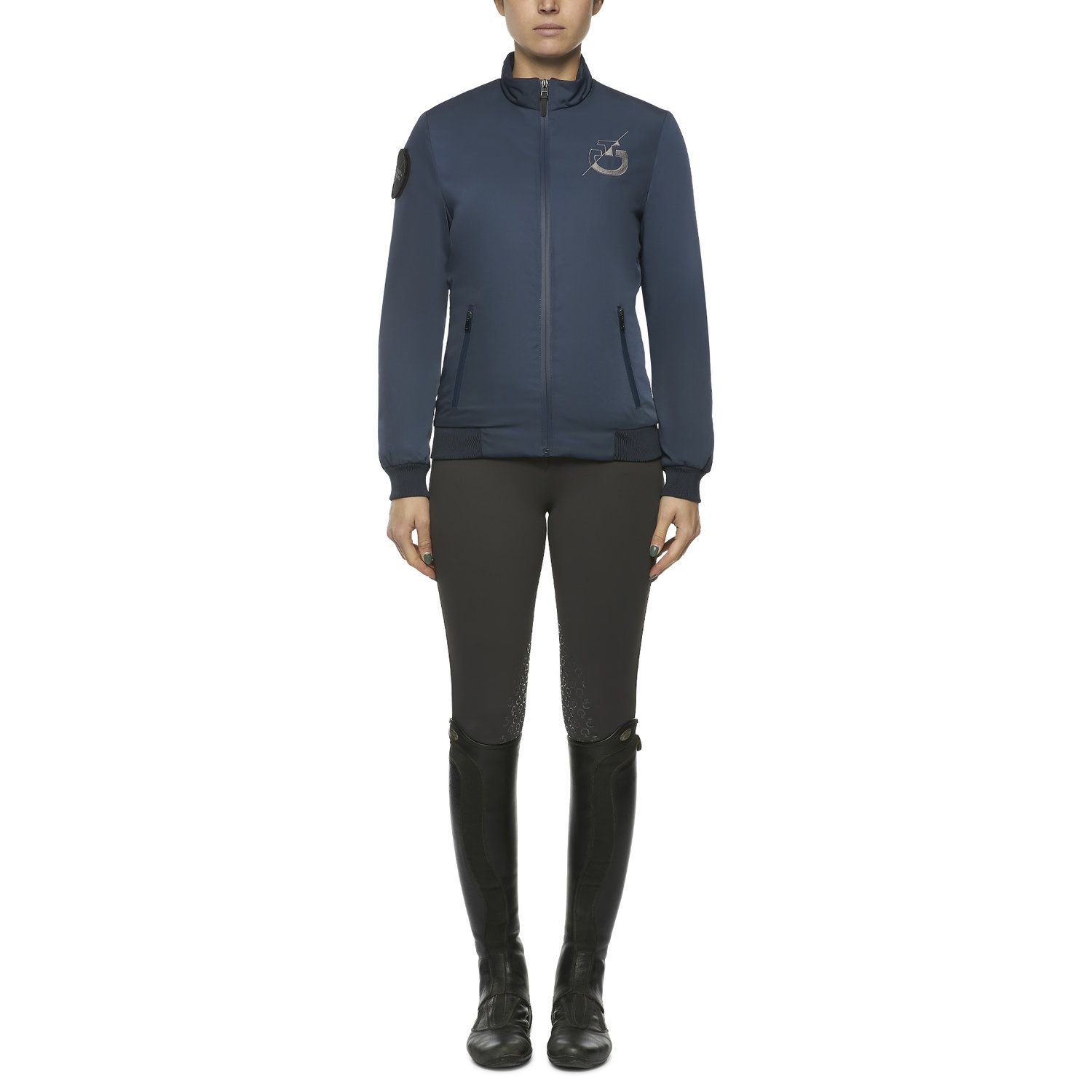 CT Team women's bomber