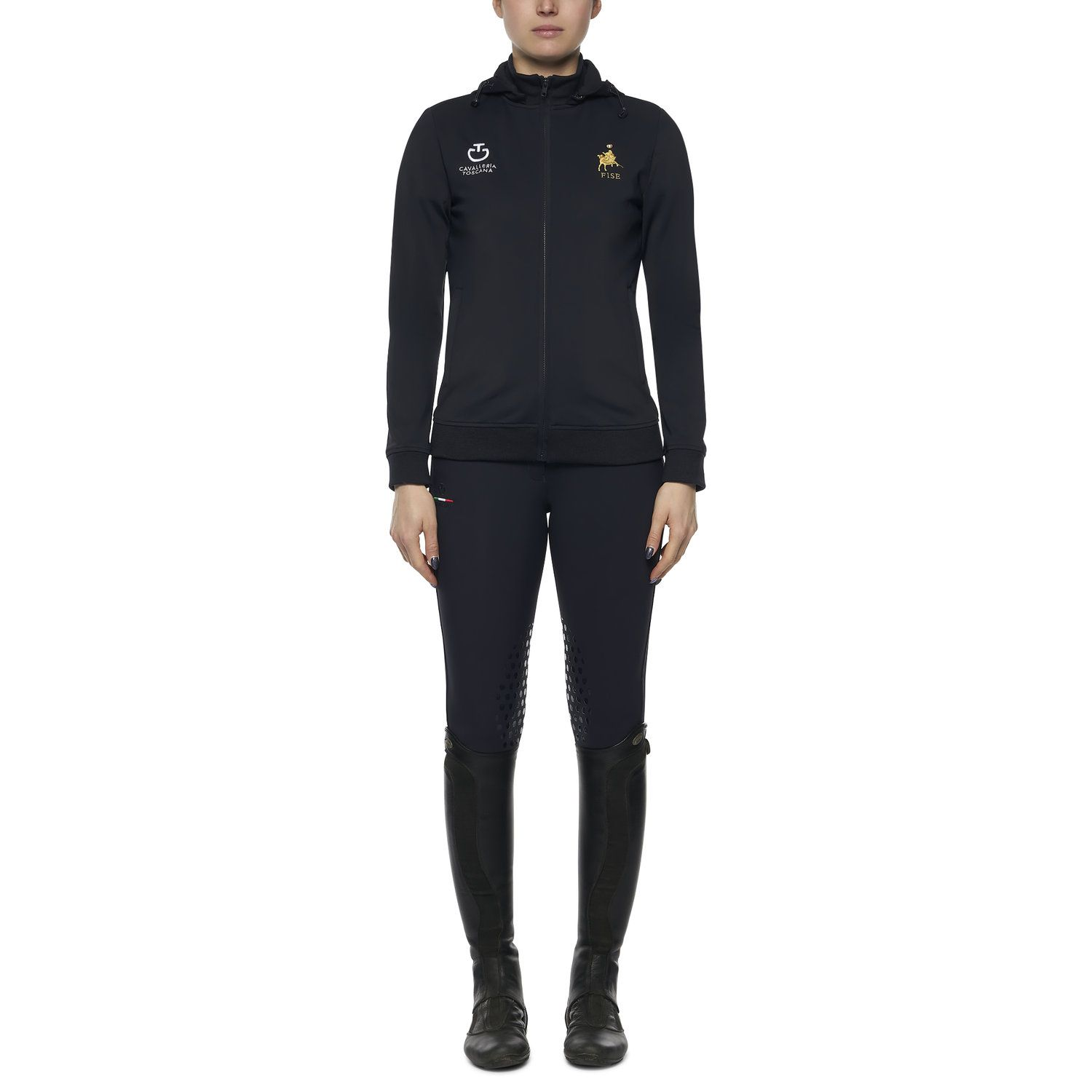 Softshell donna FISE
