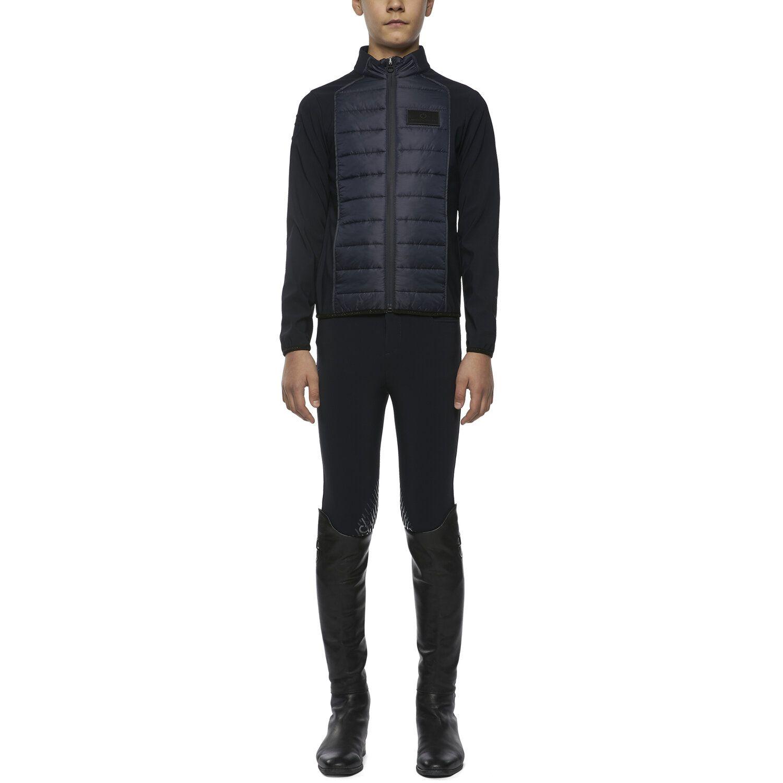 Boy lightweight jacket w/zip