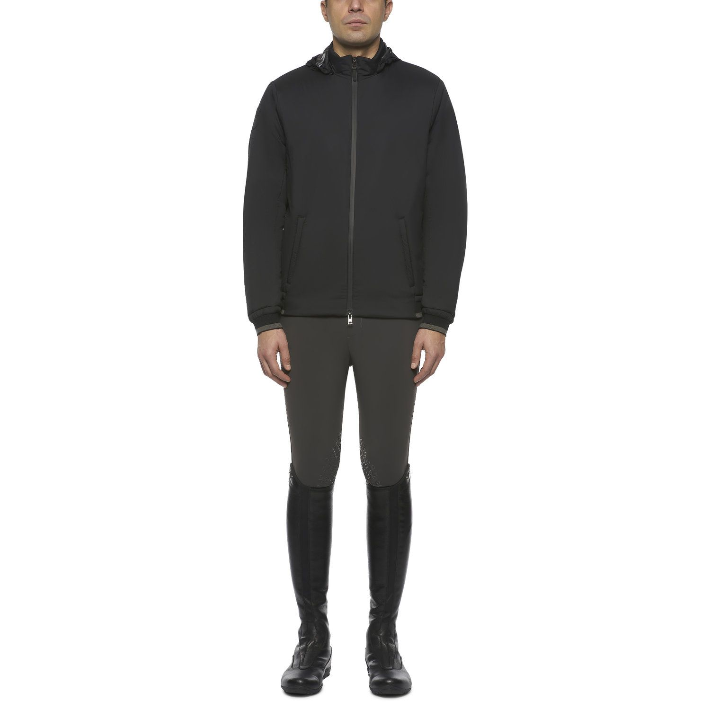 Men's stretch puffer jacket