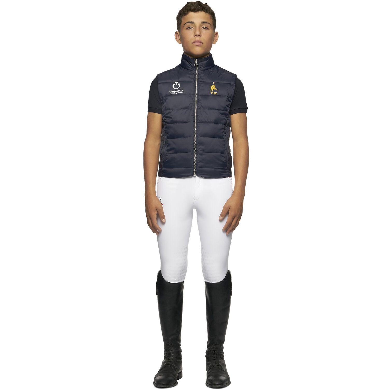 Girl / Boy lightweight FISE puffer vest