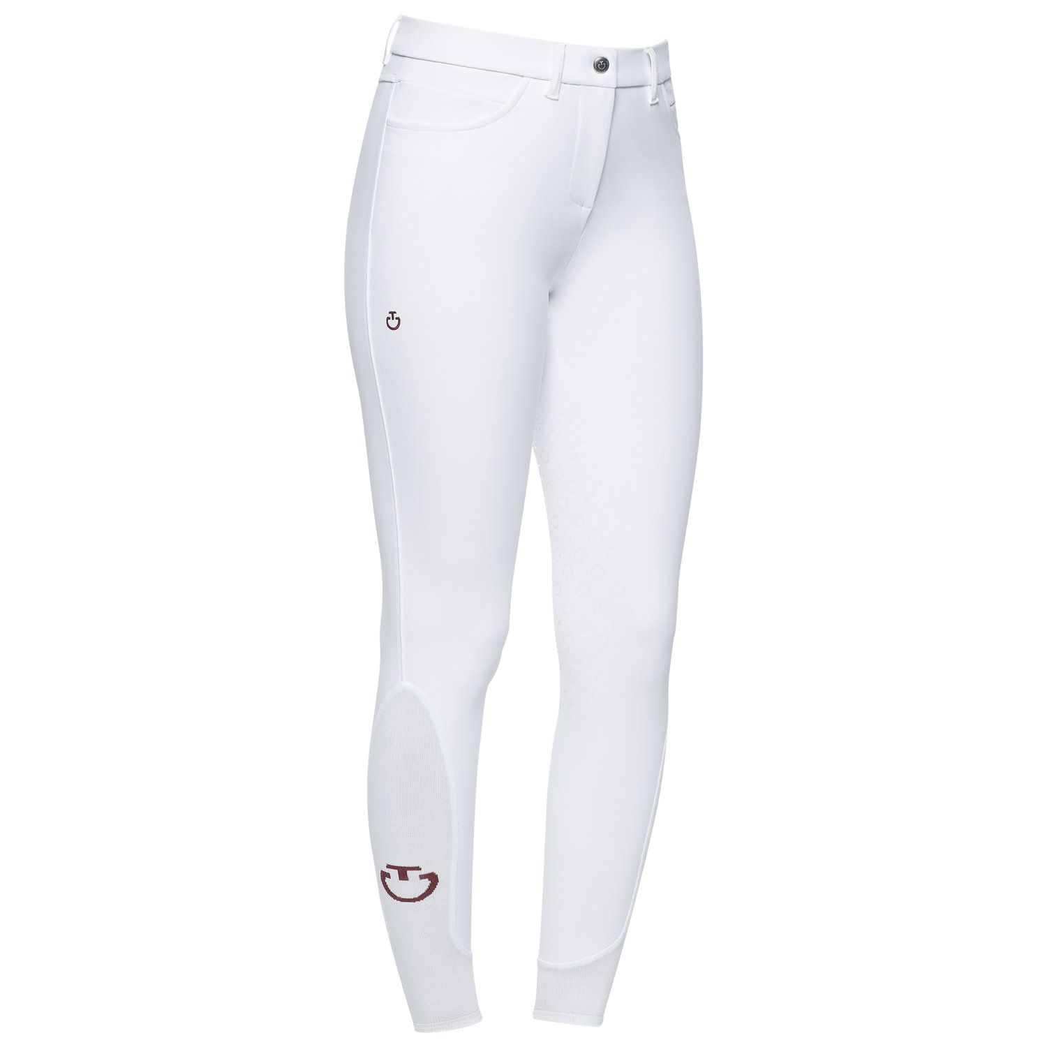 Women`s regular rise dressage breeches