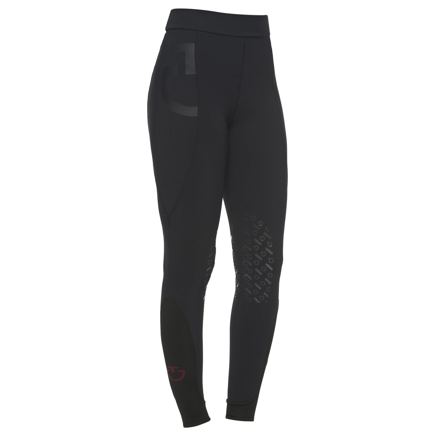 Women`s high waist jumping breeches