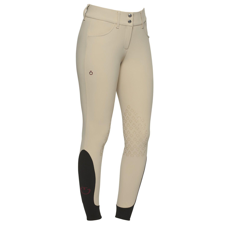 Pantaloni da salto per donna a vita alta