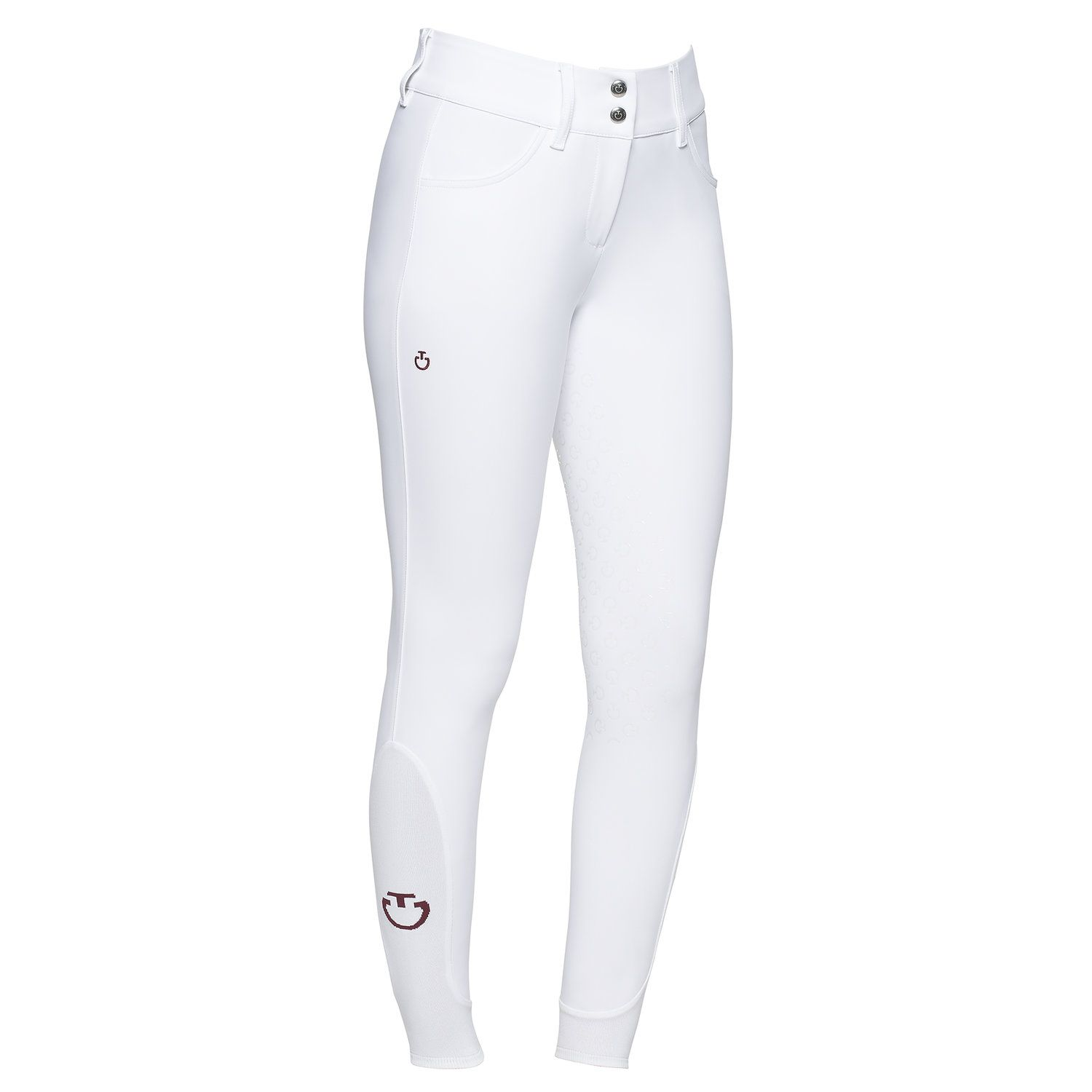 Pantaloni dressage donna full grip