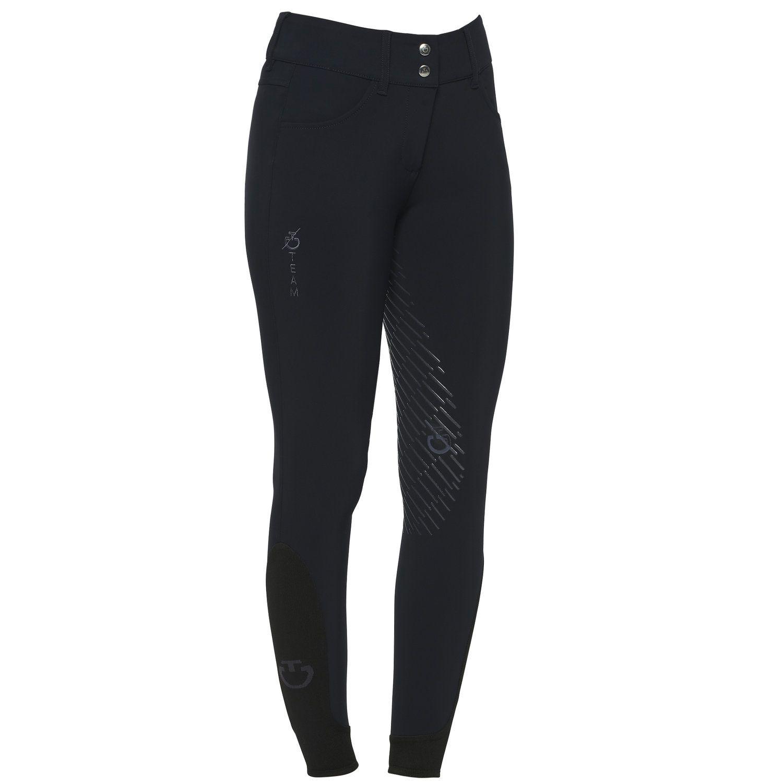 Women's TEAM full grip breeches high waist