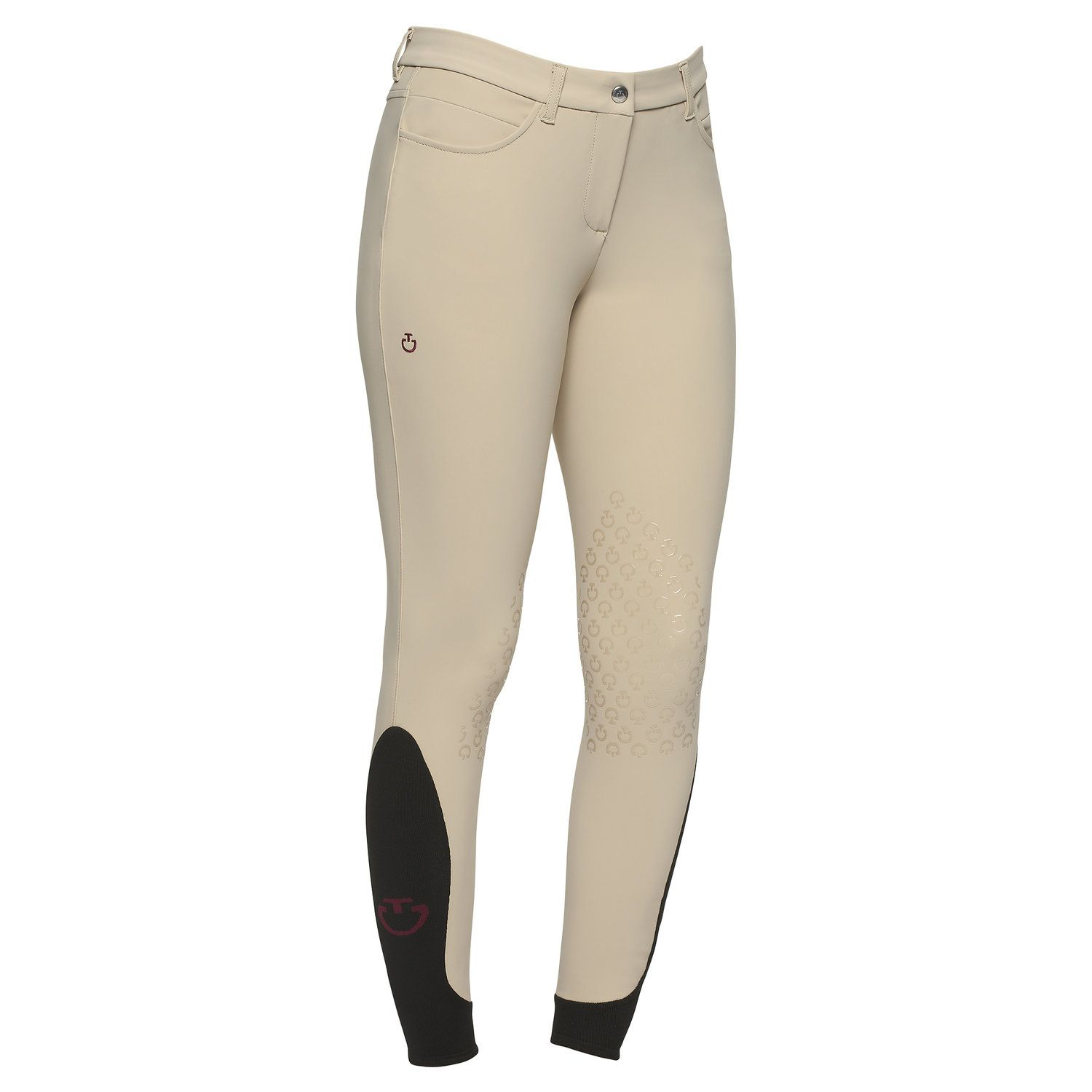 Women`s knee grip riding breeches