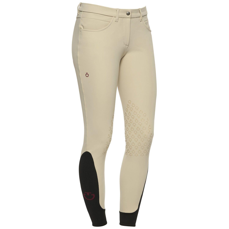 Women`s knee grip riding breeches
