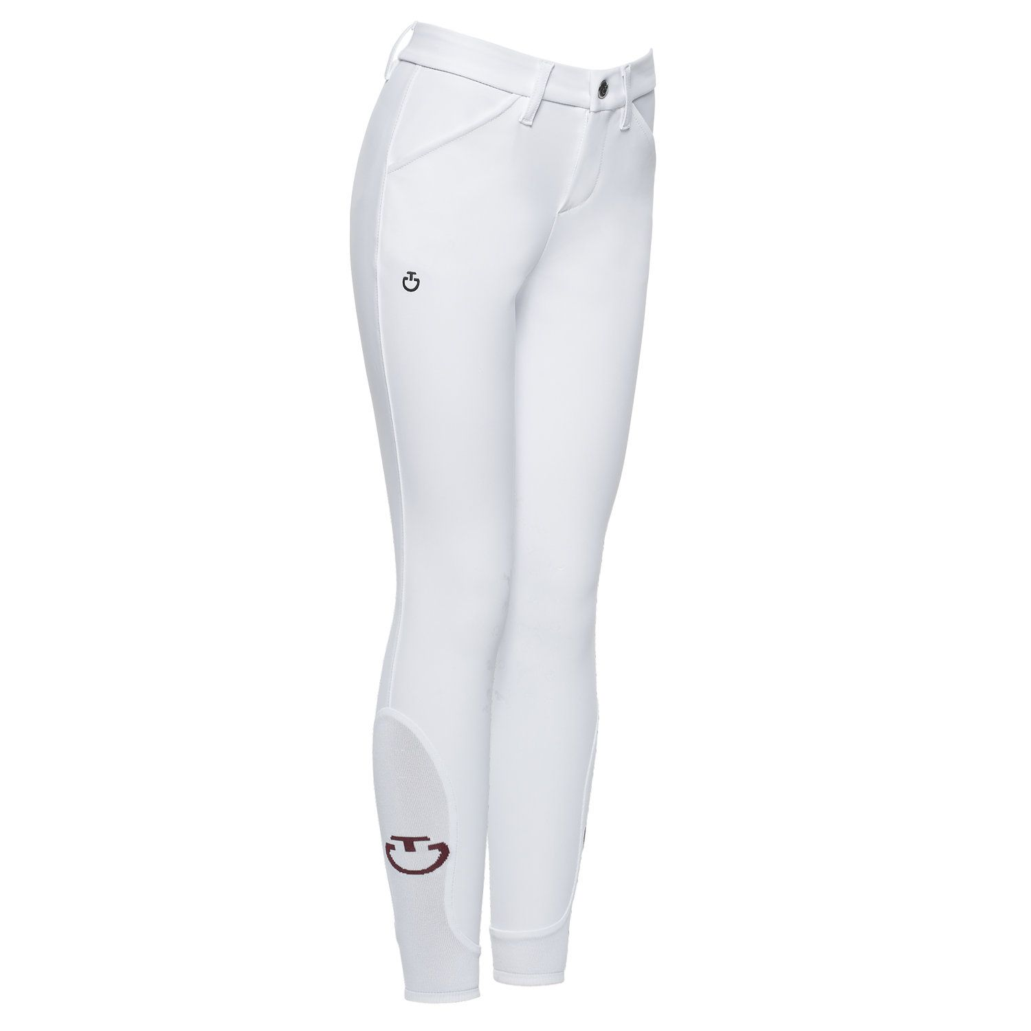 Kid's unisex knee grip breeches
