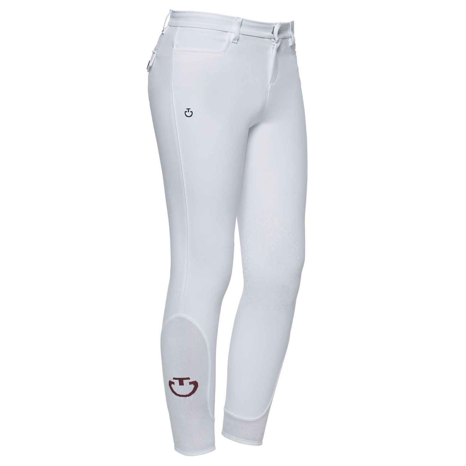 Boy`s knee grip riding breeches.