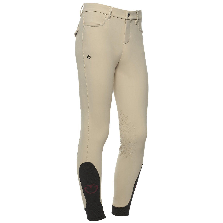 Boy`s knee grip riding breeches.