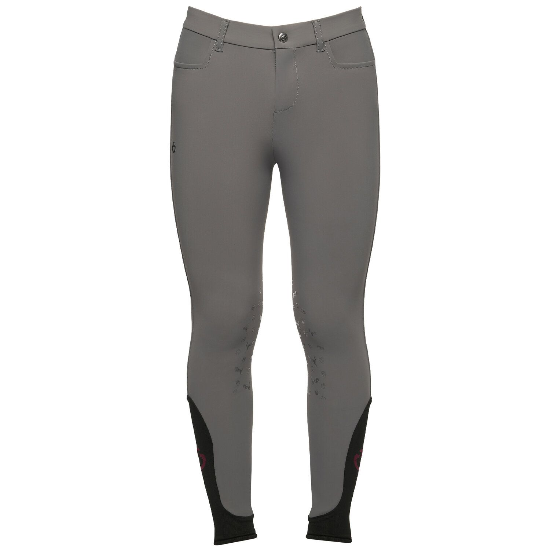 Boy's pattern knee grip breeches