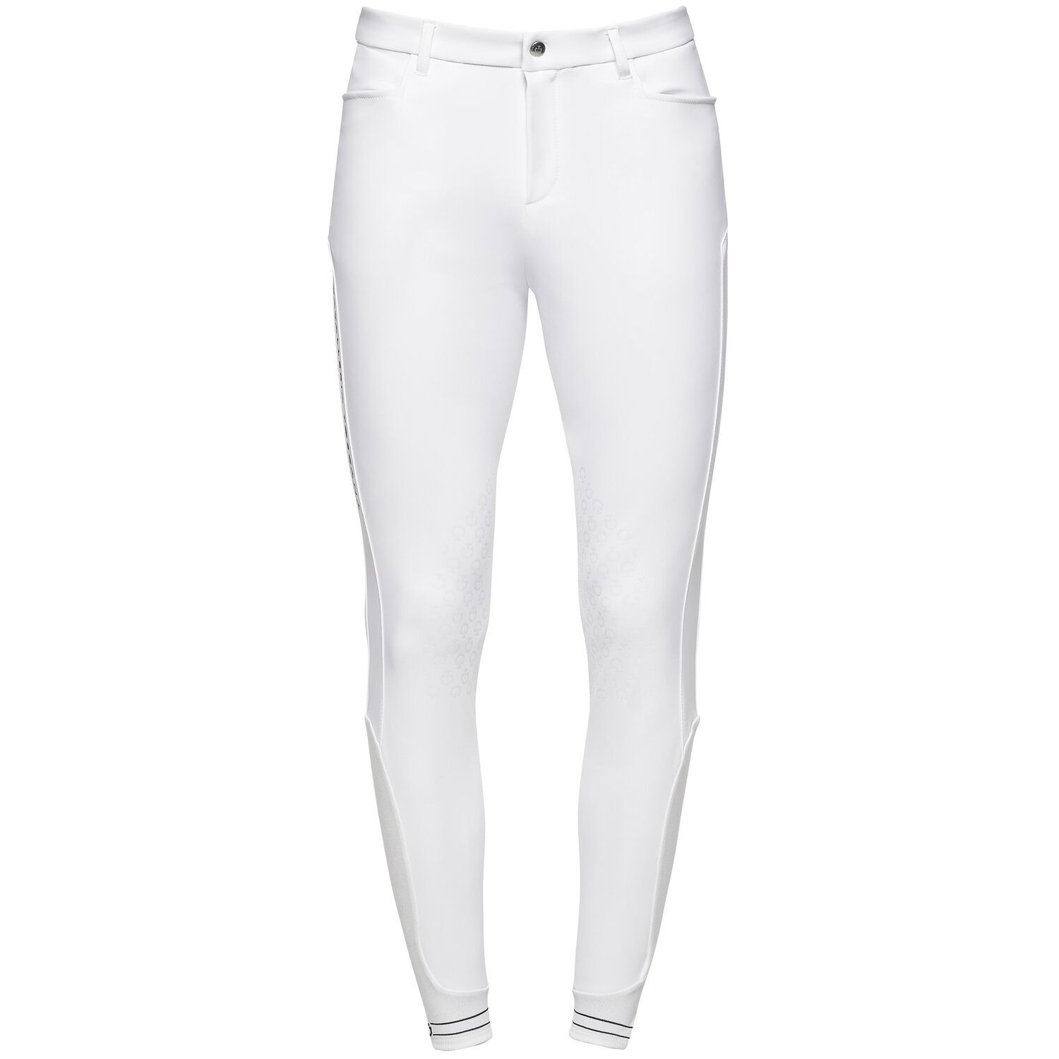 Men`s jumping breeches with embroidery logo