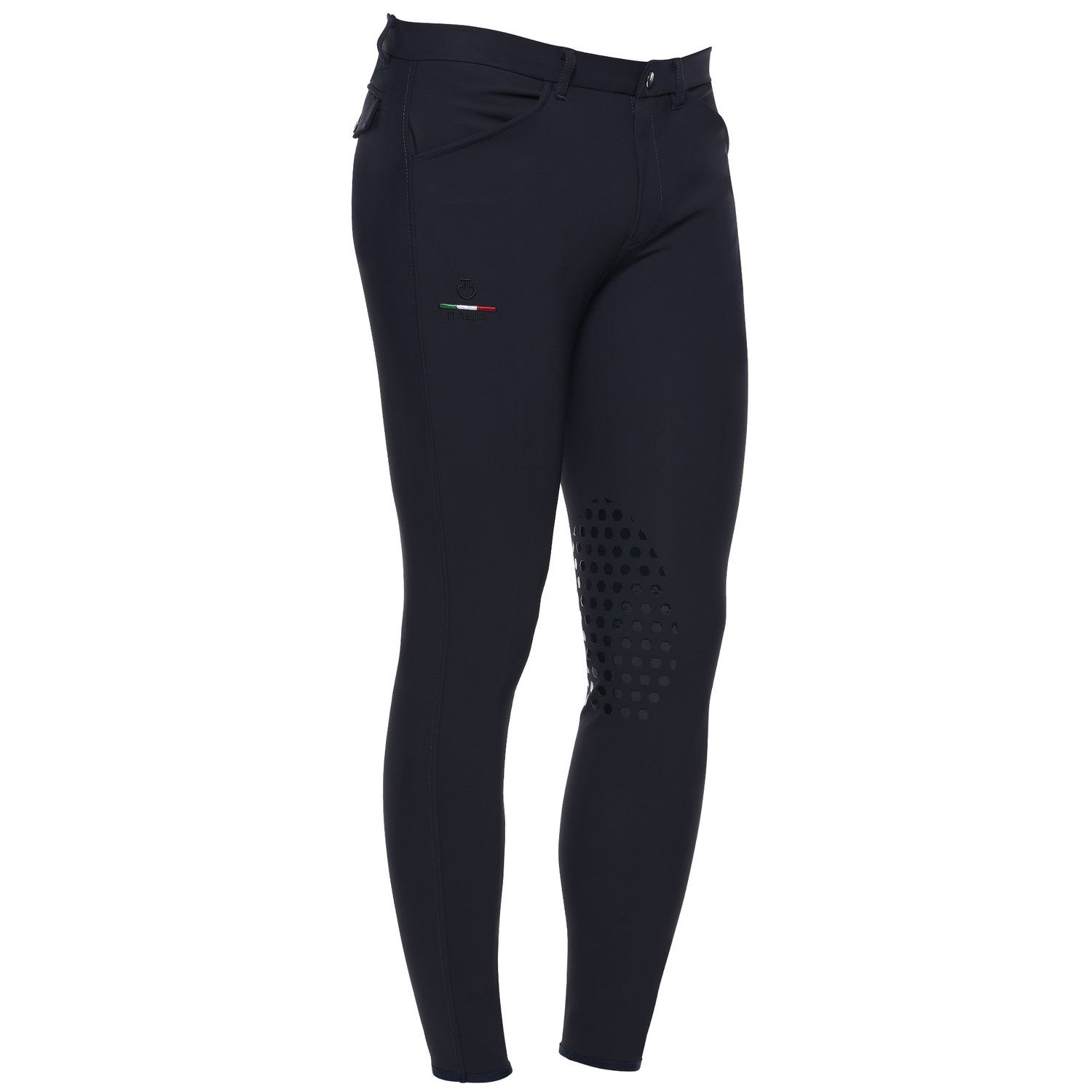 Men's FISE knee grip breeches