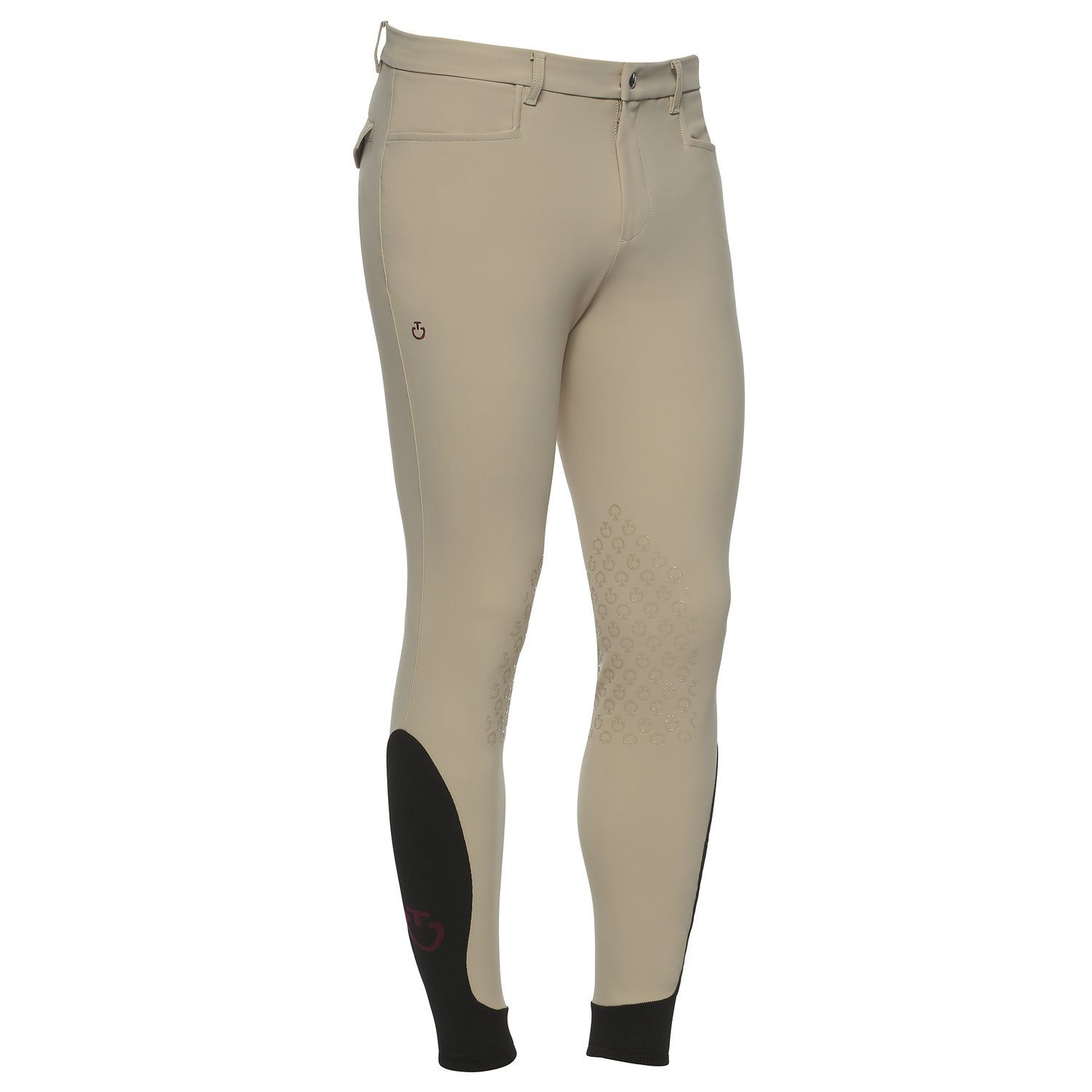 Men`s knee grip riding breeches