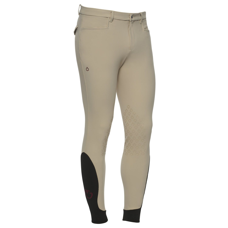 Men`s knee grip riding breeches