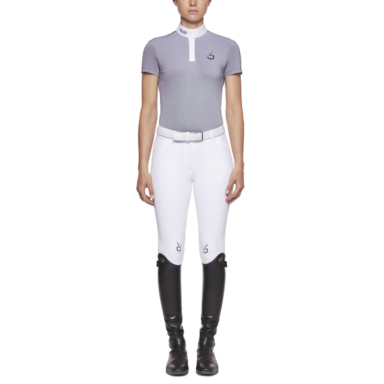 Women's short-sleeved CT Team polo