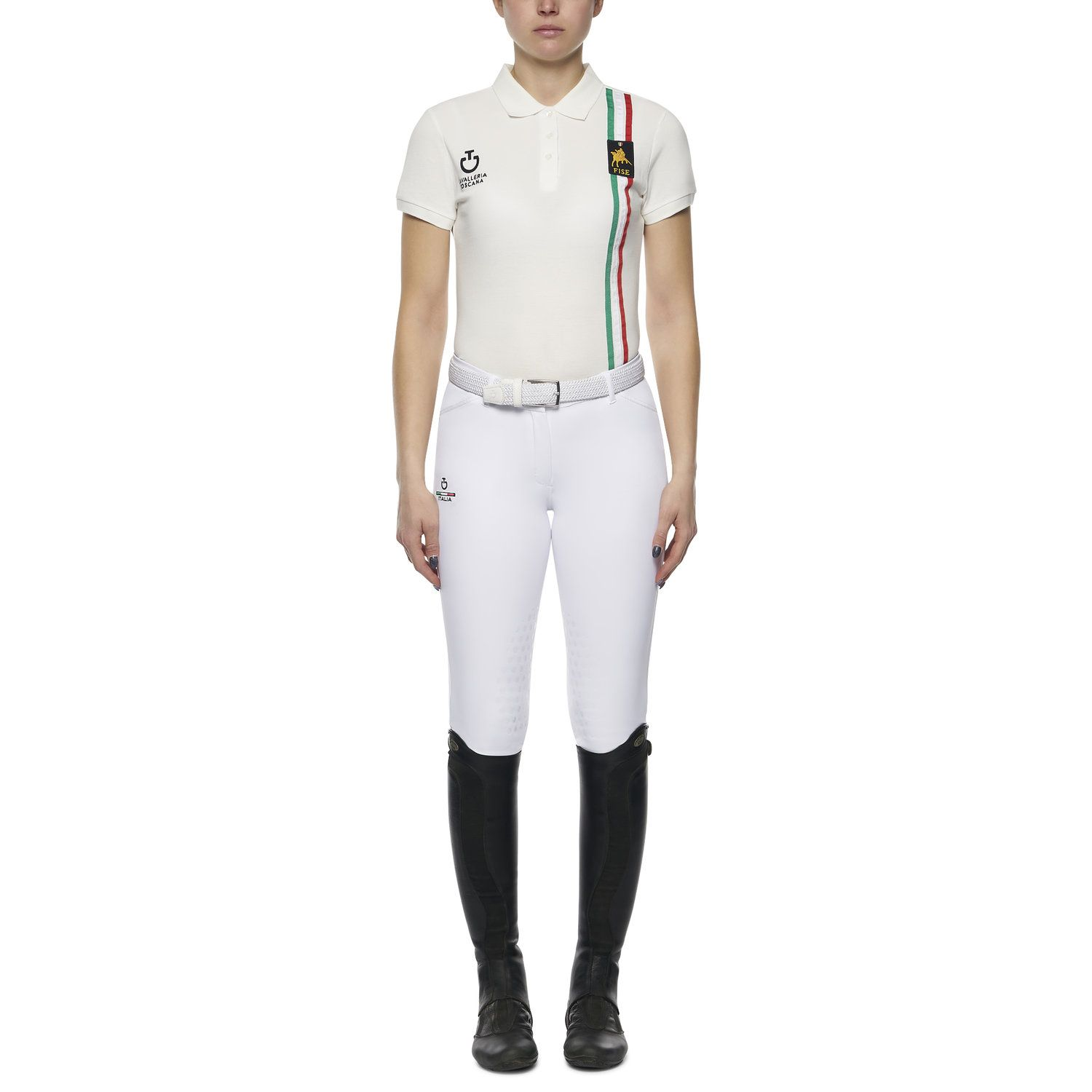 Women's FISE training polo