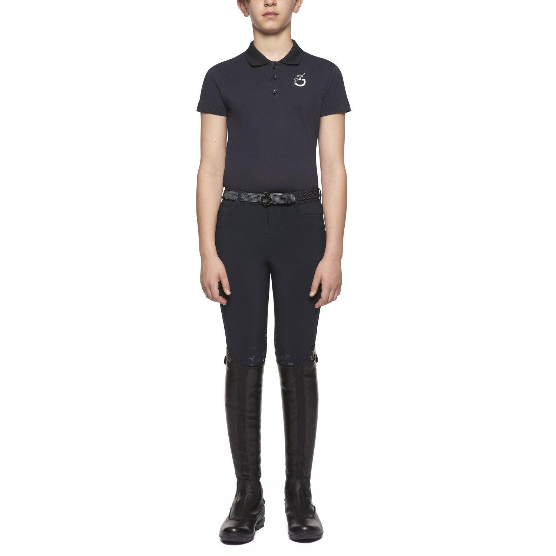 CT Team boy's short-sleeved polo