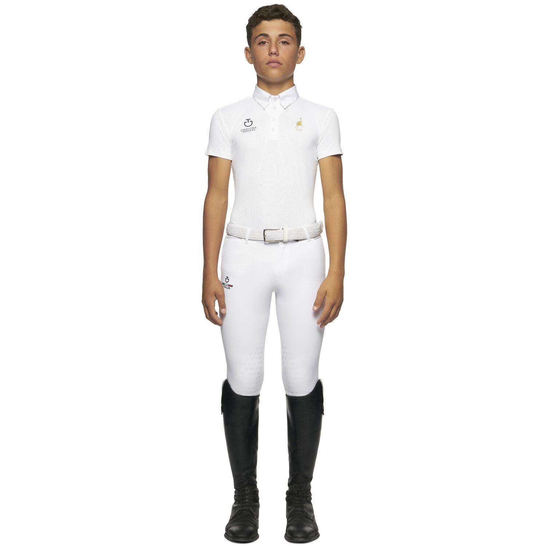 Boy's FISE polo shirt