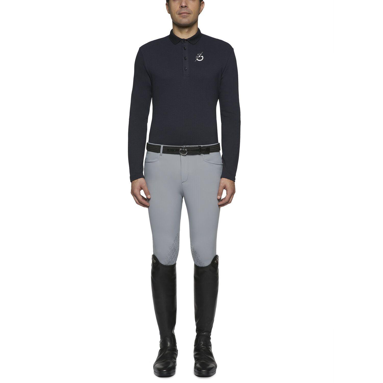 CT Team men's long-sleeved polo