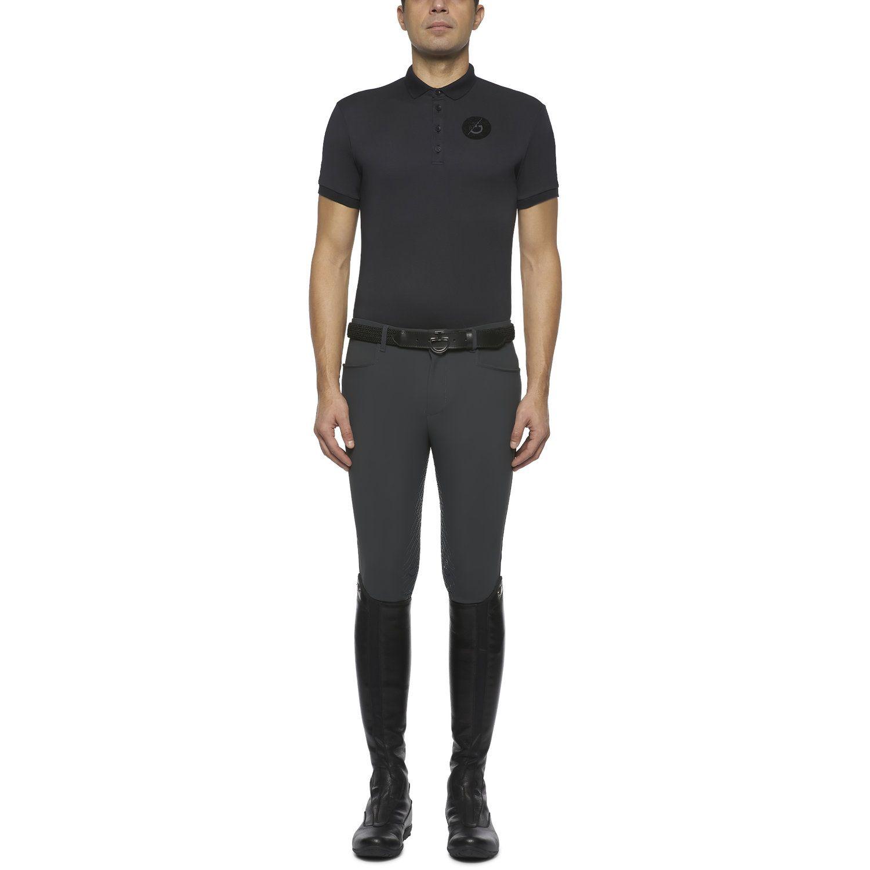TEAM men's short-sleeved polo