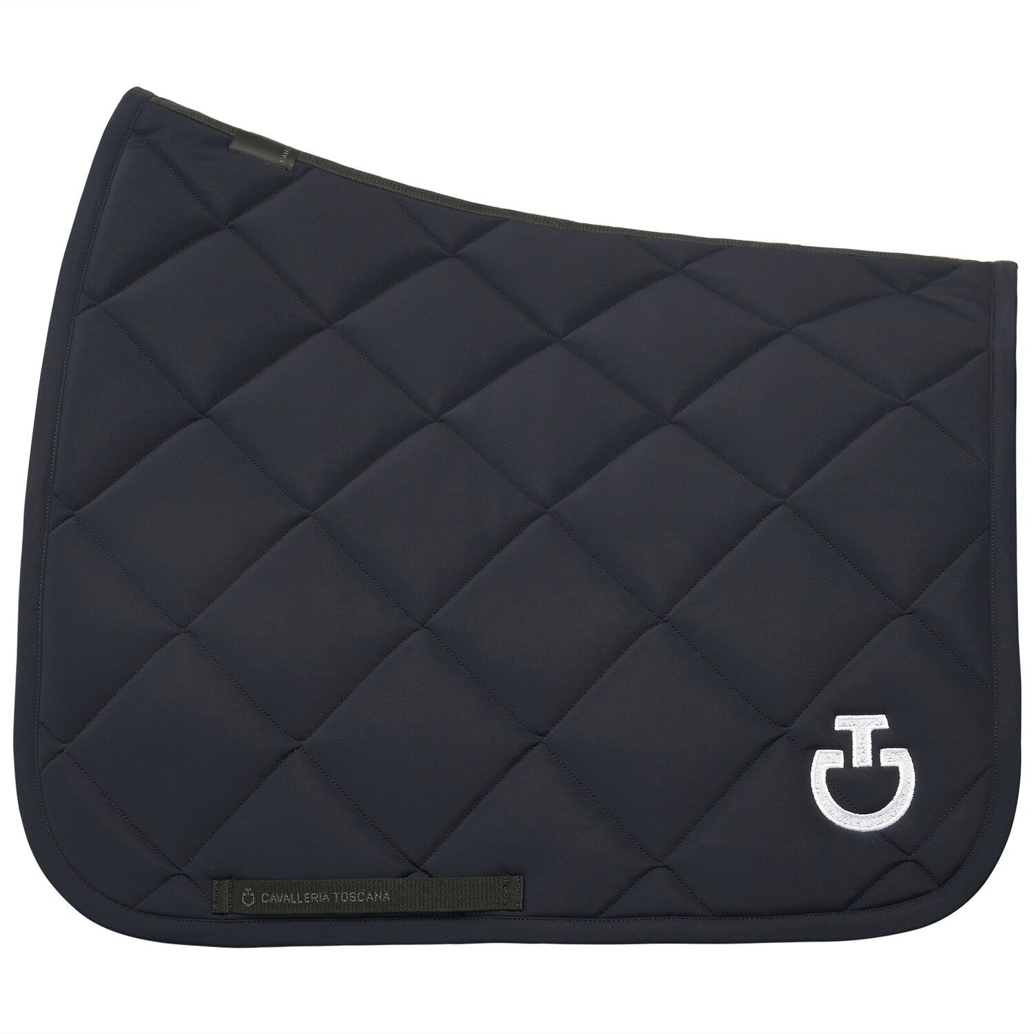 Diamond Quilted Jersey Dressage Saddle Pad