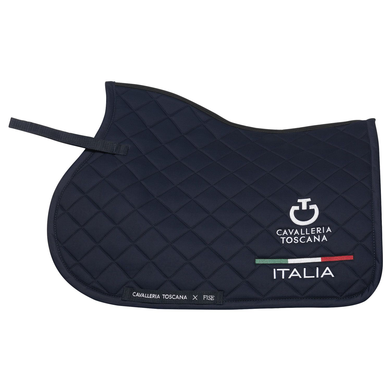 FISE jumping saddle pad