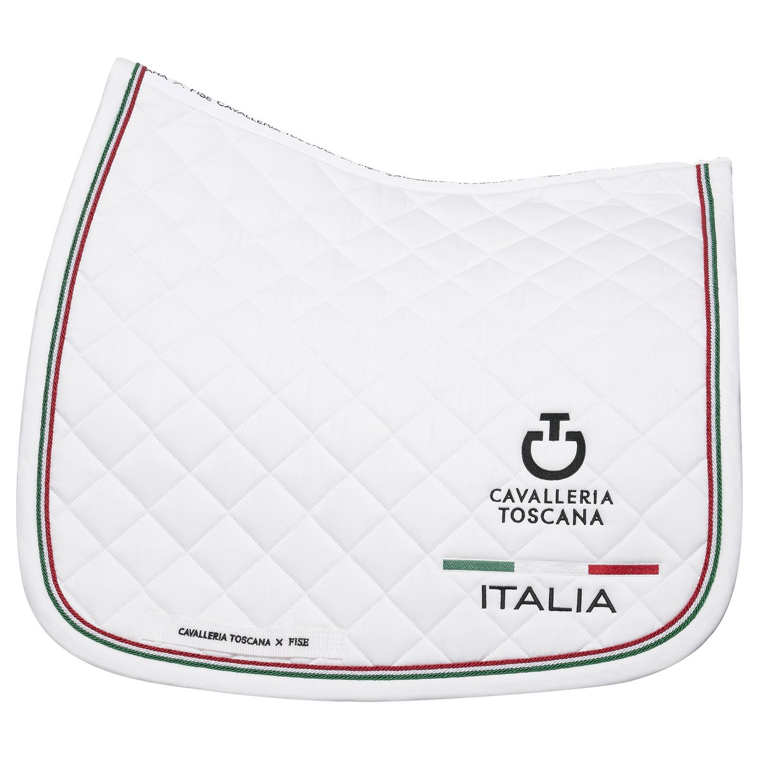 FISE dressage saddle pad