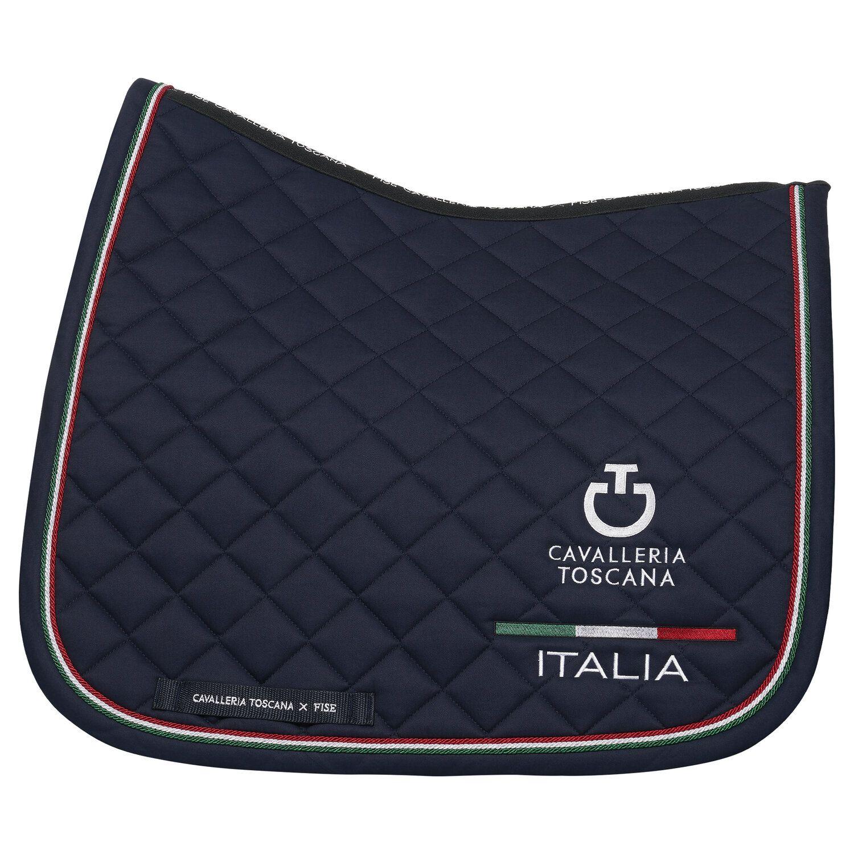 FISE dressage saddle pad