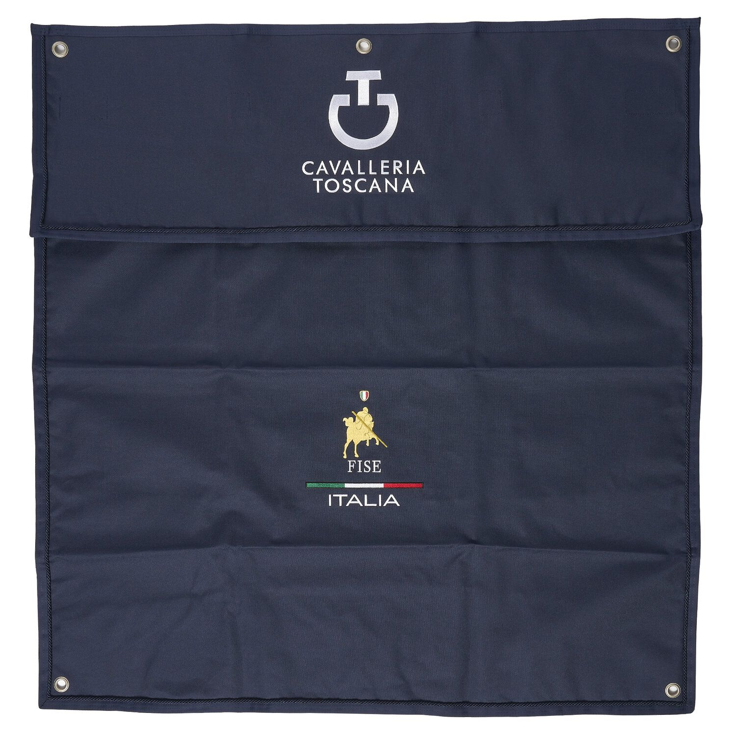 FISE stable curtain